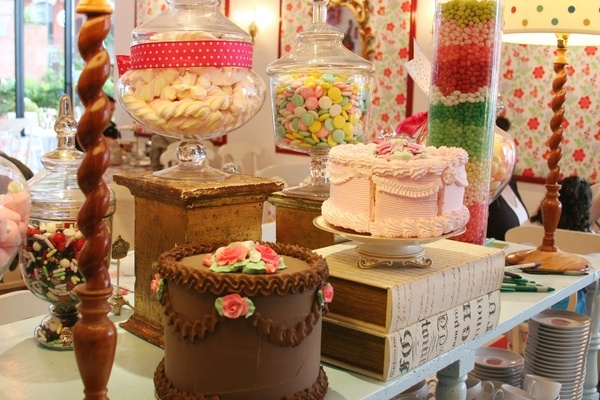 Sweets. Beautiful Sweets!
