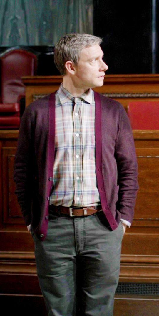 Mind palace John is even hotter than John, haha. :P