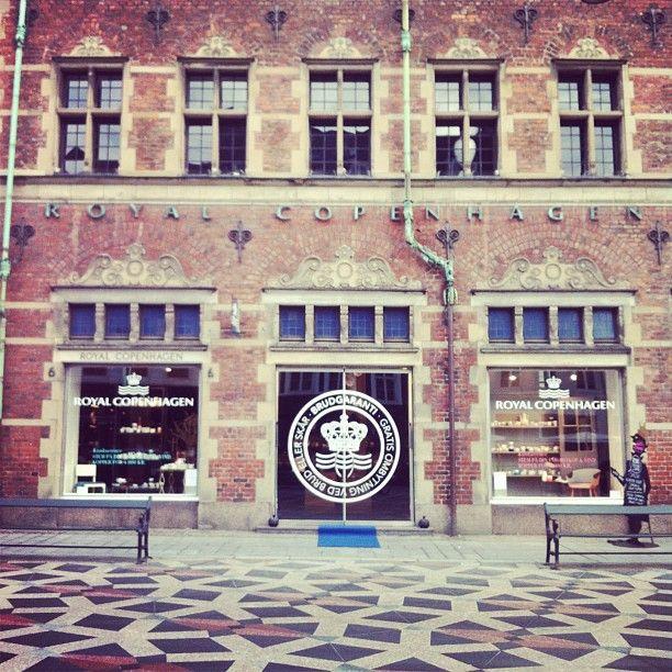 The Flagship Store on Amagertorv in Copenhagen