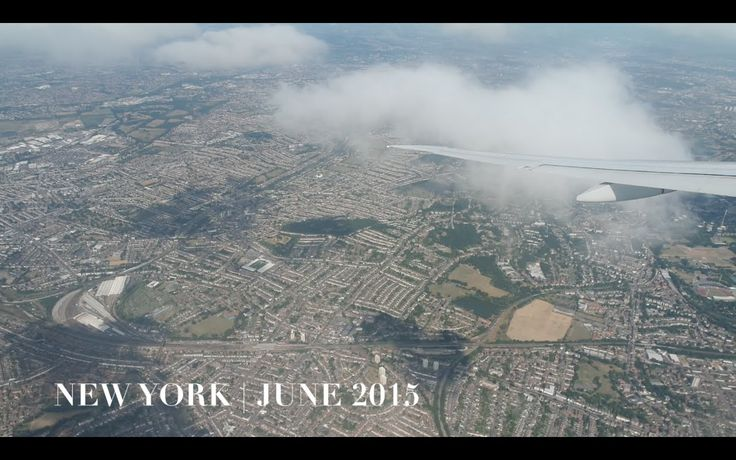 Exploring New York: Statue of Liberty, Central Park & High Line - Video montage