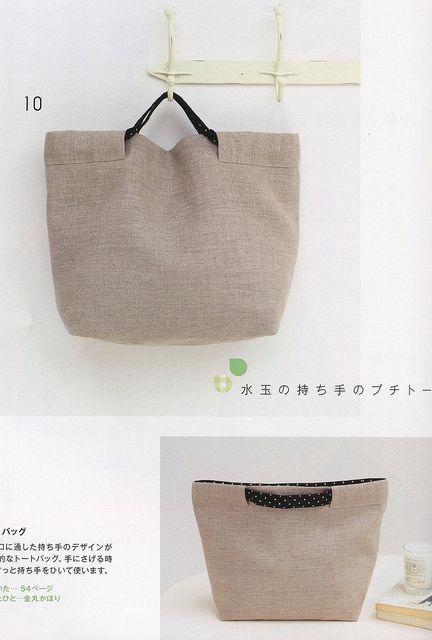 interessantes Taschendesign