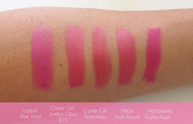 How to Wear Pink Lipstick: review of the best pink lipsticks