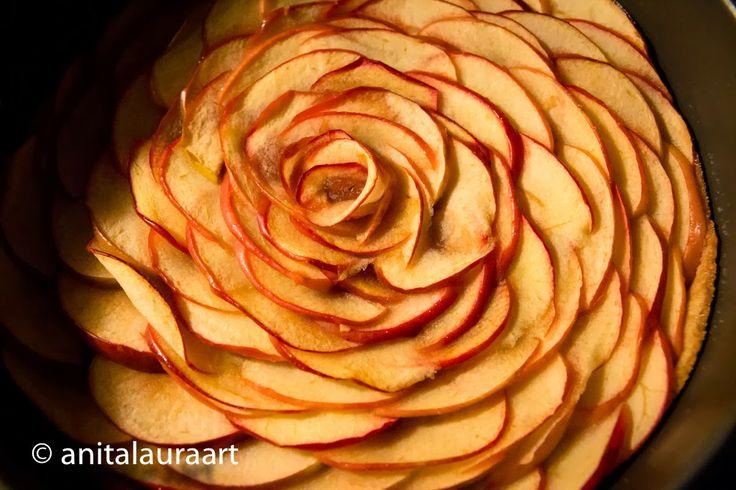 Apple Cake Design