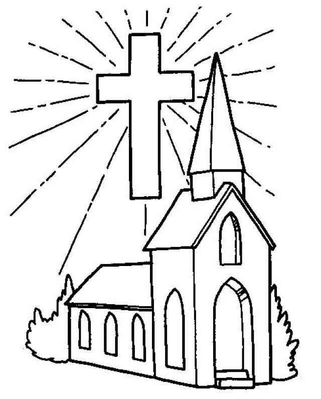 coloring pages christmas lutheran - photo#31
