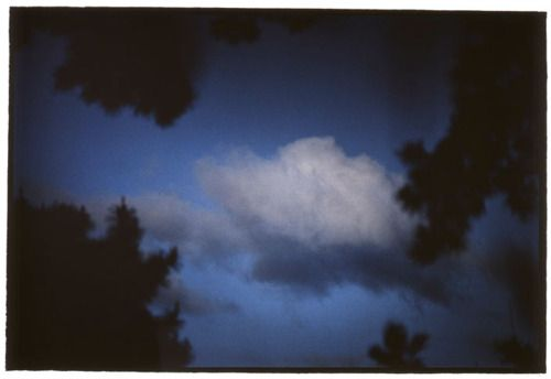 "bill henson creating the sky just the way it looks in your eyes/minds at certain ""moments"". I love this image"