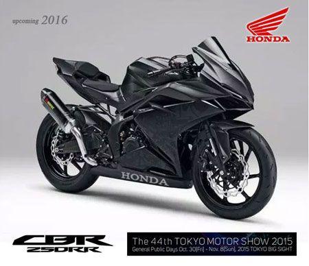 Honda CBR250RR 2016