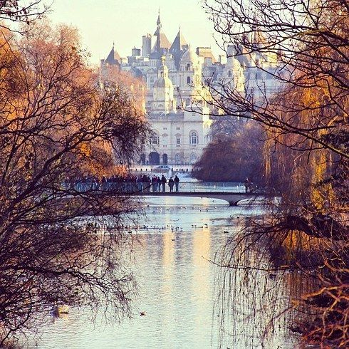 "Want to know some good walking routes for exploration. I like this one especially. ""Royal London Walk 