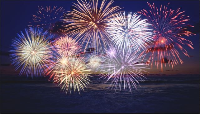 July 4th on Anna Maria Island and the Tampa Bay Area