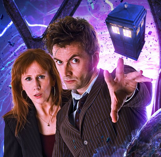 Doctor Who: The Tenth Doctor Adventures | David Tennant is returning as the Tenth Doctor alongside Catherine Tate as his companion Donna Noble in three Doctor Who Audio Dramas!