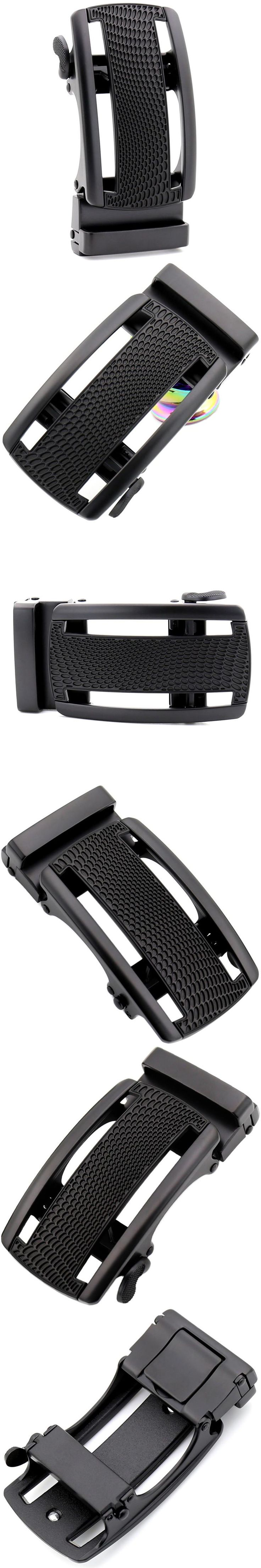 LannyQveen new fashoin belt buckle for ratchet automatic belt without strap factory buckles wholesale free shipping