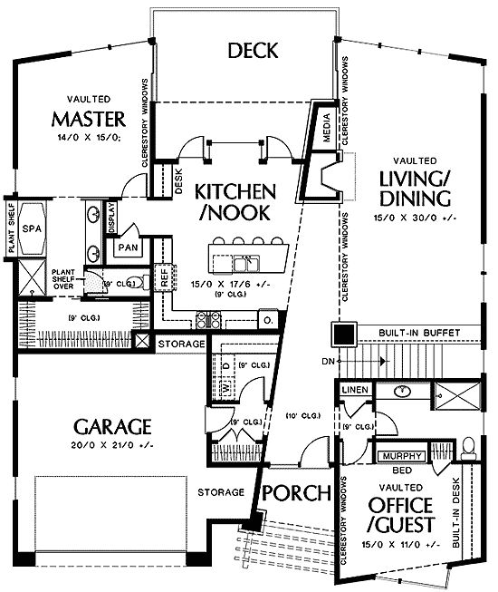 61 Best House Plans Images On Pinterest