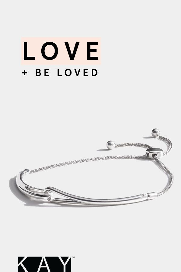 0111ee005 Love + Be Loved Bolo Bracelet Sterling Silver in 2019 | Long Live Love |  Sterling silver bracelets, Bracelets, Jewelry