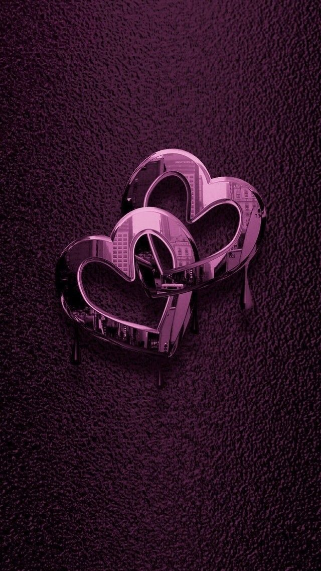 Pin By Maryjane On Anna Frozen Bow Hearts Love Magical Glitters Dream Chanel Wallpaper Cute Love Wallpapers Heart Wallpaper Purple Wallpaper