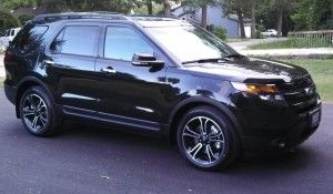 2015 Ford Explorer lease