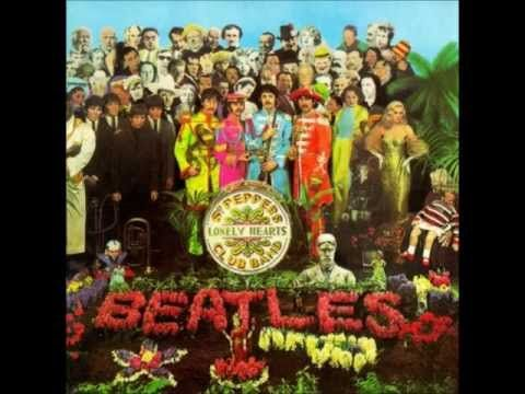 The Beatles - Sgt. Pepper's Lonely Hearts Club Band Full Album