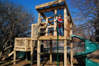 Clubhouse  #playset #treehouse #kids