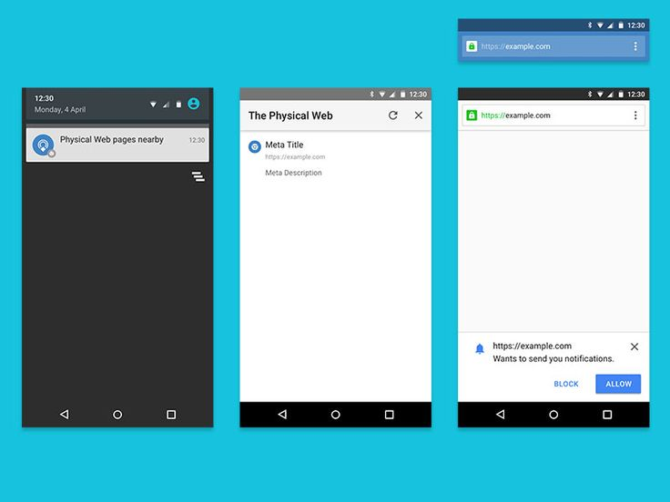 Android Web Browser Template