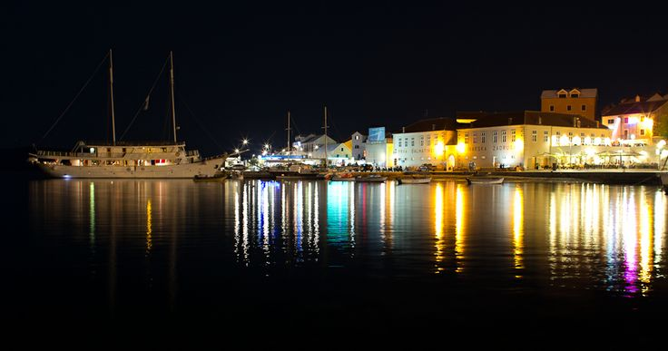 Holidays. Night. #summer #Croatia www.sailweekcroatia.com