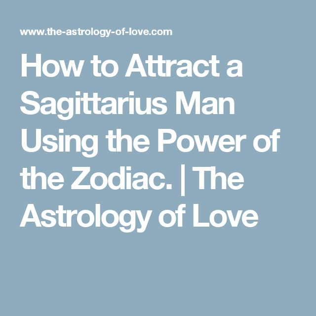 what to expect when dating a sagittarius woman