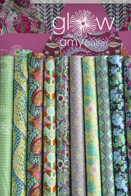 56 Best My Glow Fabrics Images On Pinterest Amy Butler