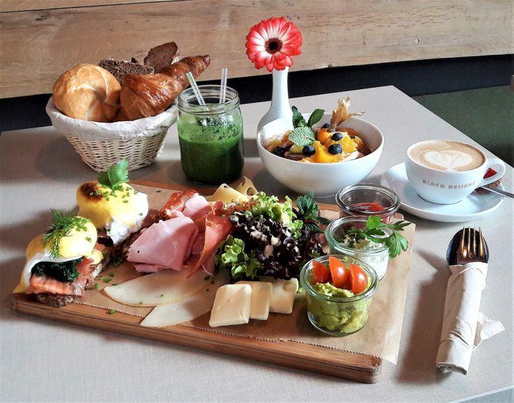 lecker Frühstücken in Hamburg, die schönsten Cafés mit dem besten Frühstück á la carte oder Frühstücksbuffet