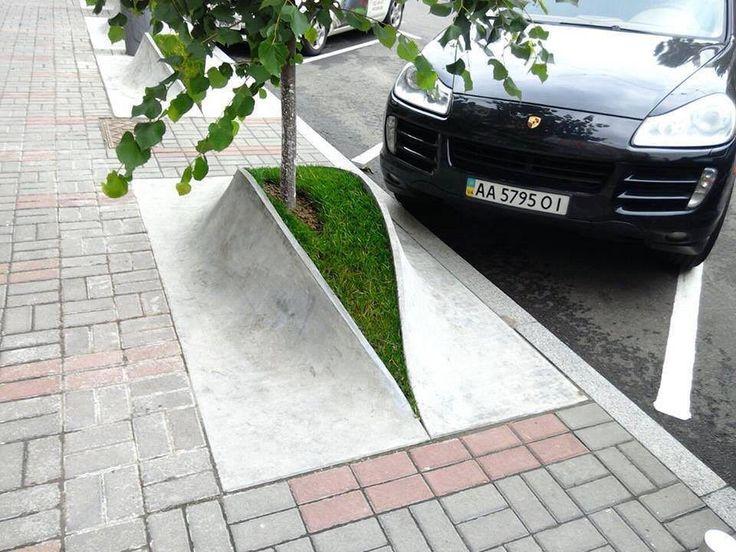 #inspiração para espaços públicos. http://ift.tt/1oztIs0 Pinterest:  http://ift.tt/1Yn40ab |Imagem não autoral|