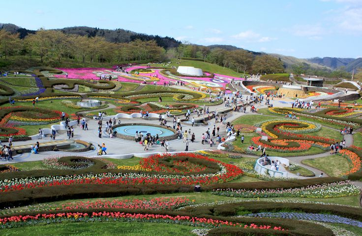 Michinoku Park