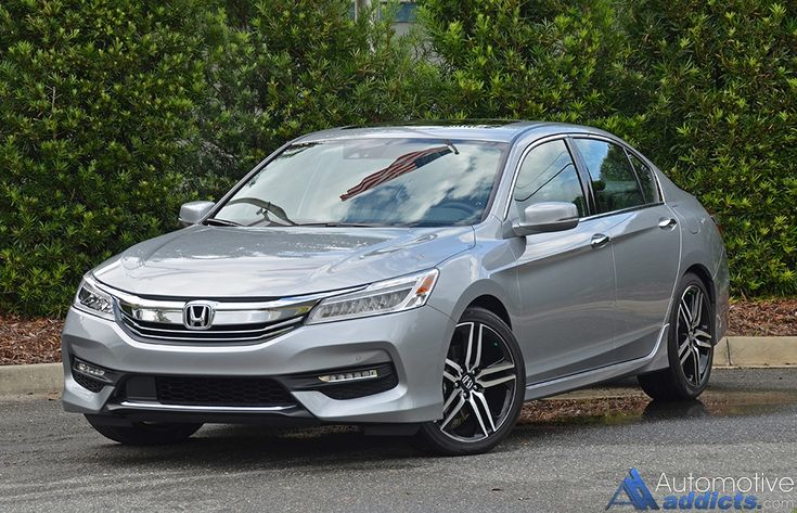 2016 Honda Accord V6 Touring Review & Test Drive http://www.automotiveaddicts.com/57467/2016-honda-accord-v6-touring-review-test-drive