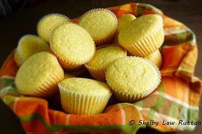 The Life & Loves of Grumpy's Honeybunch: Sweet Corn Muffins