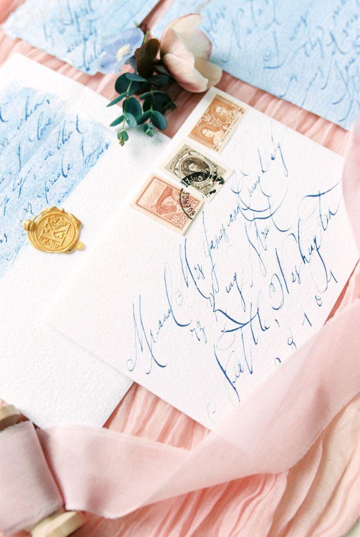 84 best Wedding Invitations images on Pinterest | Wedding stationary ...