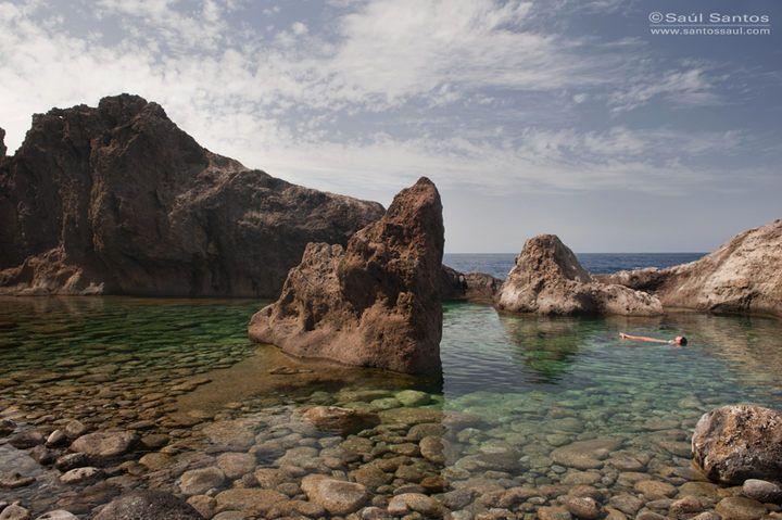 Mejores 14 im genes de piscinas naturales de canarias en pinterest piscinas naturales - Piscinas naturales galdar ...