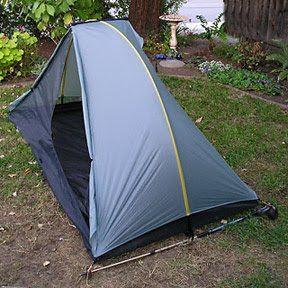 Ultralight Backpacking Tarp Tent
