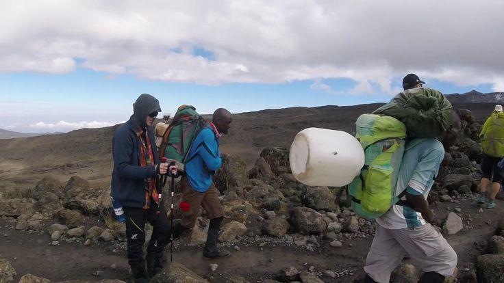 Kilimanjaro Machame Route 2017 - YouTube