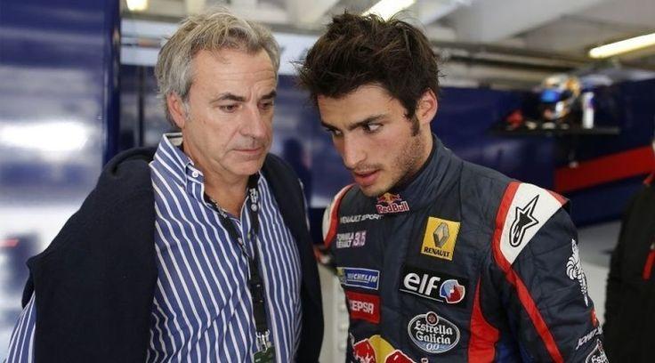 Carlos Sainz Jr. podría fichar por el equipo Renault F1 # Desde que Max Verstappen se fue a Red Bull en el GP de España, mucho se está hablando también sobre el futuro del madrileño. Carlos Sainz Jr. por el momento se mantiene en el equipo …