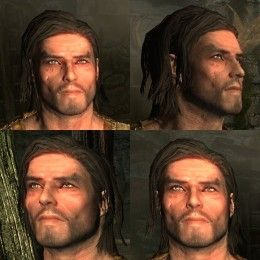 Tips on skyrim character customization.
