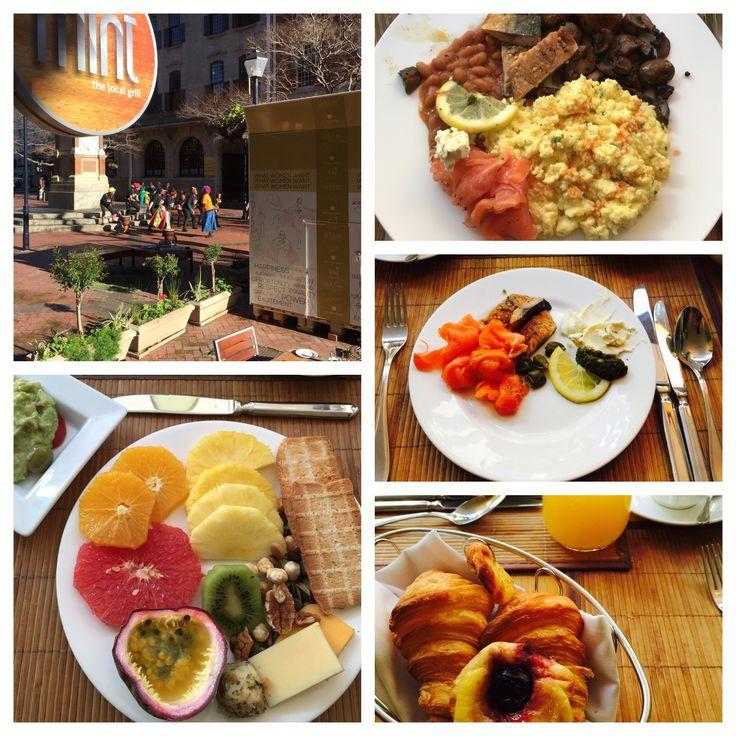 Breakfast at the Taj hotel, Cape Town. #CelebrateCapeTown #Eid #yummy #foodporn #picoftheweek #picoftheday