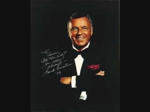 "Frank Sinatra, ""South of the Border (Down Mexico Way)"""