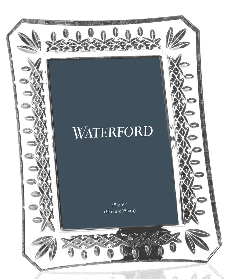 15 best Waterford Picture Frames images on Pinterest | Photo frames ...