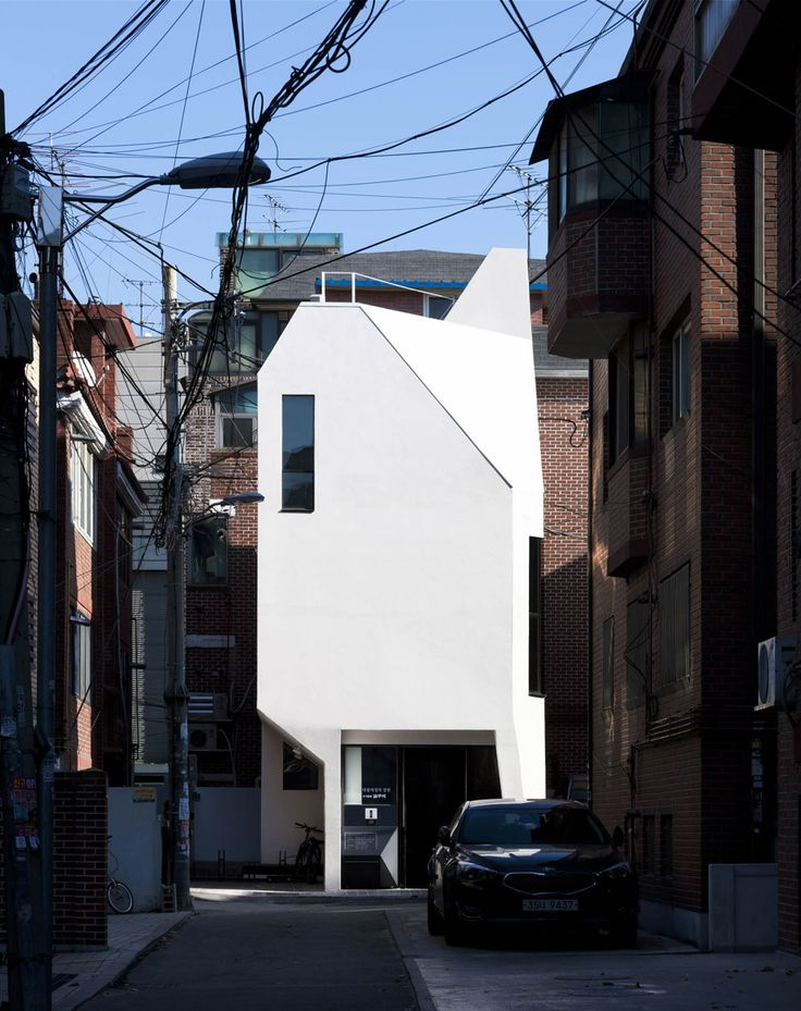 17 best images about south korean architecture on for Korean minimalist house
