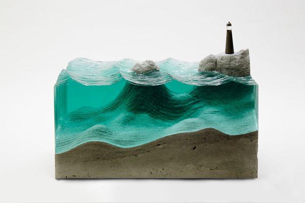 The Beacon by Ben Young, via Behance
