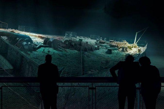 Panometer: Titanic folgt auf Great Barrier Reef - ZeitPunkt