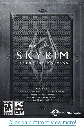 The Elder Scrolls V: Skyrim Legendary Edition http://acasualadventure.weebly.com/home/a-few-of-my-favorite-things