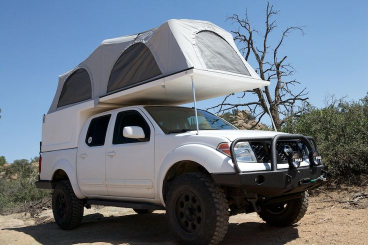 Nissan Frontier Crew Cab Overlanding Vehicle Cool Cars