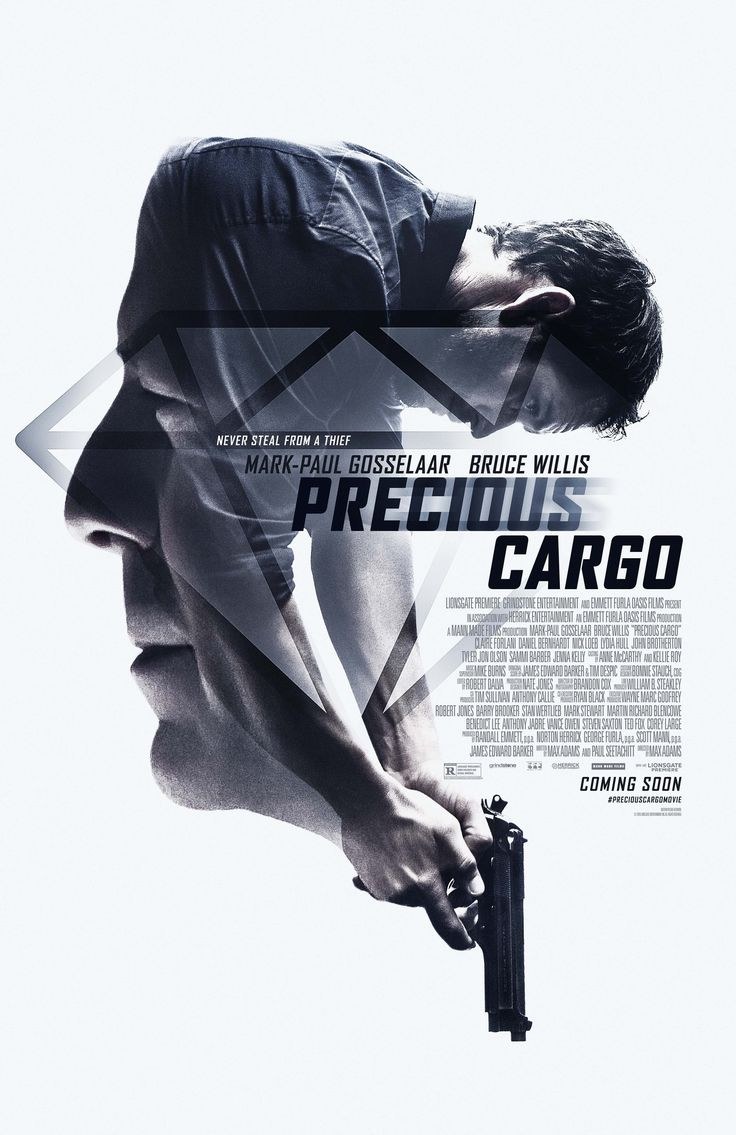 Precious Cargo (2016) Full Movie Download In 300MB