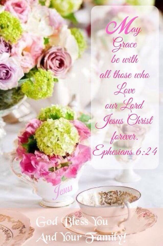 Ephesians 6:24