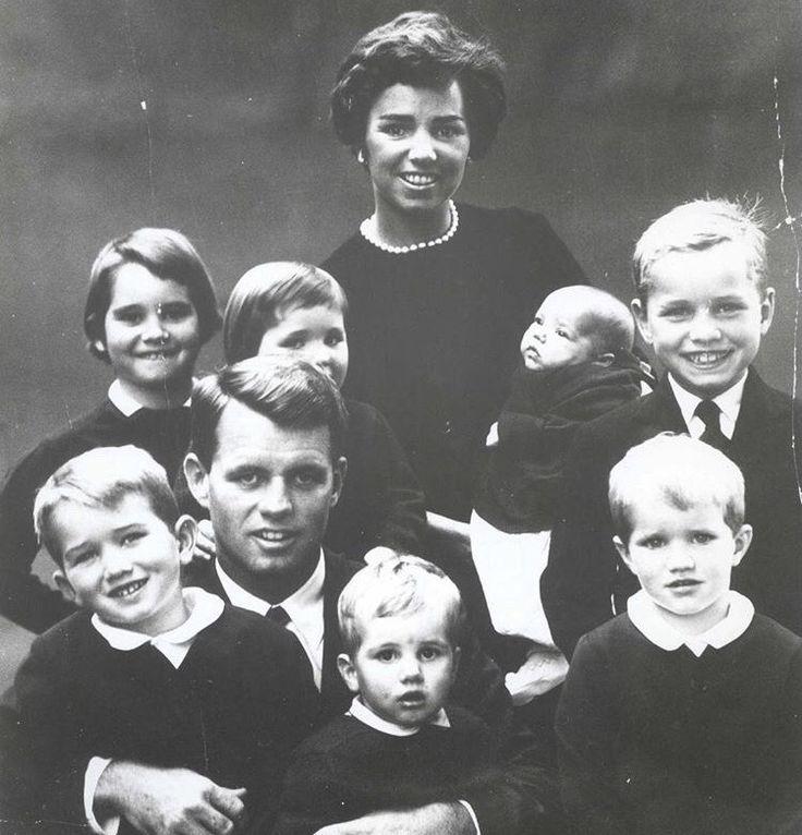 robert kennedy's children - 736×766