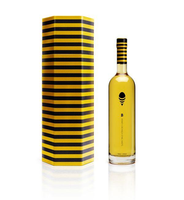 B Honey Cachaca by Pereira & O'Dell