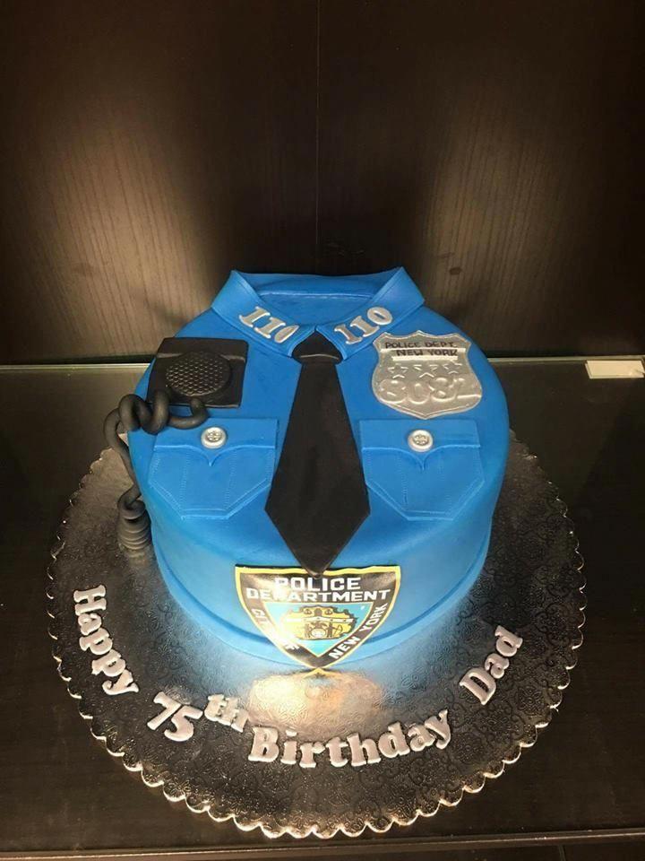 Fine Easyboybirthdaycakes With Images Police Birthday Cakes Police Funny Birthday Cards Online Necthendildamsfinfo
