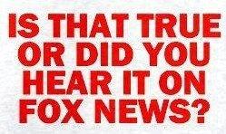 Fox News  = False NewsFunny Paper, Politics Funny, Funny Moments, Atheist Liberal, Liberal Life, Fun Stuff, Life Funny, Truths Liberal Politics, Foxes News