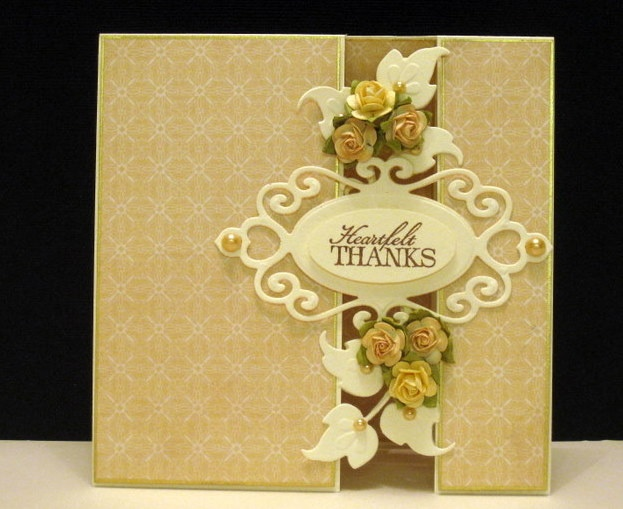 like: Melissa France, Beautiful Cards, Cards Ideas, Ic284 Heartfelt, Greeting Cards, Fancy Tags, Cards Creations, Yellow Roses, Crooks Cards